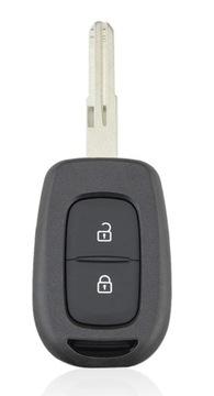 ключ пульт управления dacia logan duster sandero - фото