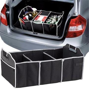 органайзер багажника сумка для авто автомобиля кофр - фото