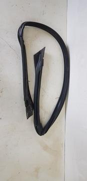 уплотнитель рамы стекла honda s2000 - фото