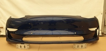 tesla модель 3 бампер перед передний - фото