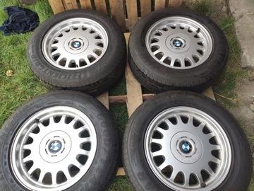 колесо диски алюминиевые 16'' bmw styling 6 klasyk - фото