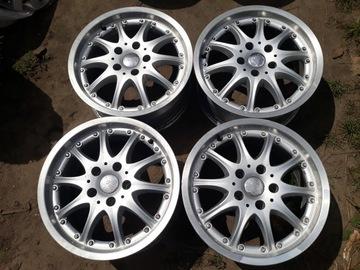 диски алюминиевые 5x112 mercedes c w203 w210 124 - фото
