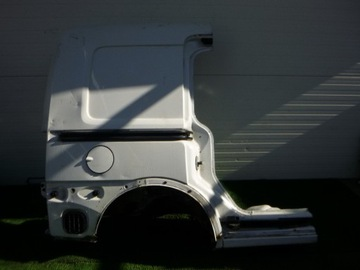 combo c крыло задний правый зад под двери порог кузовной - фото