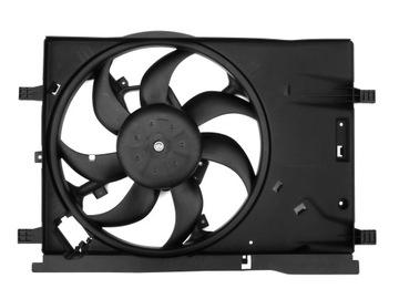 состояние новое вентилятор opel corsa d 1.0 1.2 1.4 кондиционер - фото