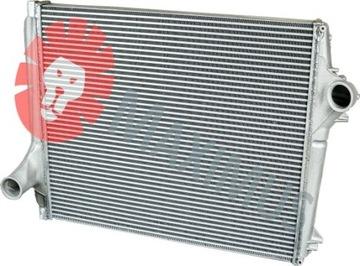 радиатор воздуха интеркулер volvo fh13 евро 6 - фото