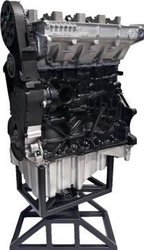 двигатель bpw audi a4 a6 2.0 tdi 140 km регенерирований - фото