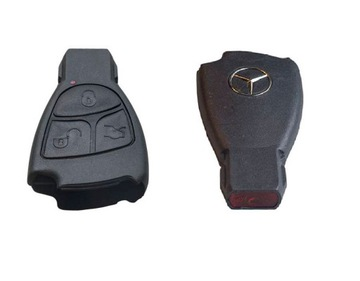 корпус ключ пульт управления mercedes w202 w203 w210 w211 - фото