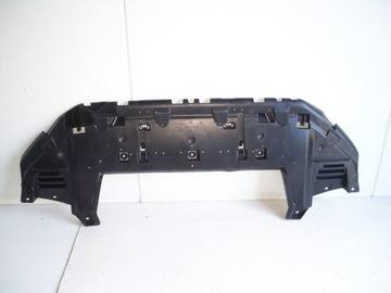 защита плита нижняя часть бампера peugeot rifter грузовой - фото