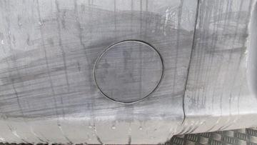 ford ka 98 3d заглушка бампера гака зад - фото
