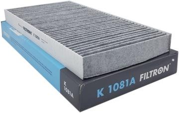 фильтр салона угольний opel vectra c k1081a filtro - фото