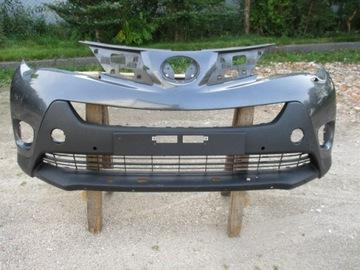 бампер перед передний toyota rav4 rav 4 13- - фото