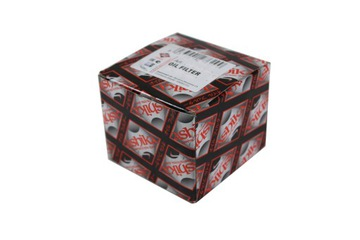 ashika фильтр масла hummer benz. h3 3, 5 05- - фото