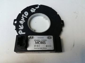 kia picanto ii датчик кута поворота 93480-1y000 - фото