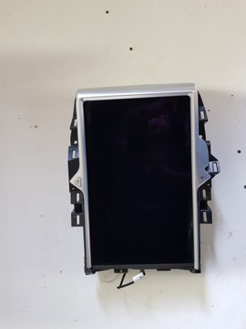 tesla x монитор ekran навигации gps - фото