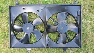 вентилятор радиатора infiniti fx 35 s50 - фото