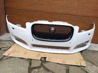 zderzak, решетка радиатора для jaguara xf 250 рестайлинг - фото