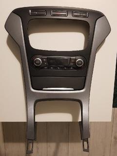 mk4 polift панель кондиционера рамка радио - фото