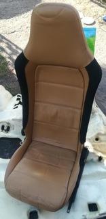 сиденье opel speedster vx220 - фото