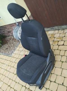 peugeot 208 рестайлинг 5d  сиденье левый подушка - фото