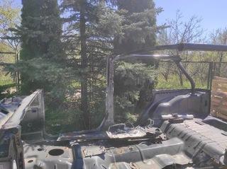 четверть c tylnim pasem,   jeep wrangler jk - фото