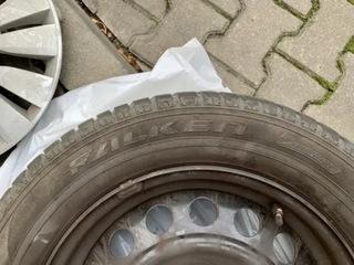 колеса falken hs449 205/60 r16 96h + диски (uzywane) - фото
