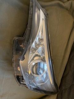 фара светодиод led toyota avensis t29 - фото