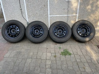 колесо зимние до alfy romeo 147 195/65r15 - фото