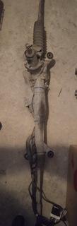 рулевая рейка электрическая subaru forester sh - фото
