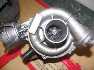 турбина 1.6 diesel-mazda 3 bk-ford-volvo. - фото
