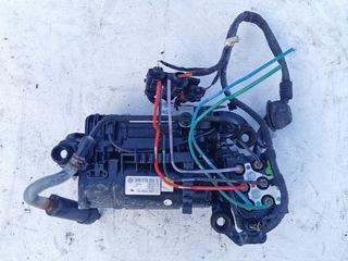 компрессор подвески vw audi bentley 3d0616005k - фото