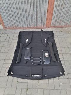 обшивка крыши bmw e36 седан черная alcantara комплект - фото