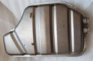 rover 75 mg zt v6 глушитель конечный - состояние новое оригинал - фото