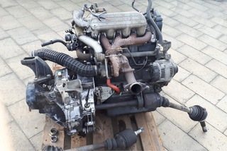 двигатель fiat ducato max +  коробка передач - фото