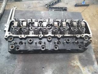 головка блока цилиндров daewoo lublin 4ct90 - фото