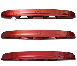 nissan qashqai j10 бленда накладка  планка крышки багажника - фото
