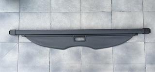 шторка багажника ssangyong korando 3 черная - фото
