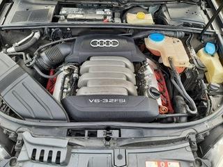 двигатель audi 3.2 fsi auk, mozna odpalic, sprawdzic - фото