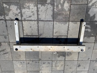 усиление под радиаторы infiniti q70 m30d m35h m37 - фото