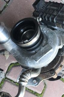 турбина,  турбина ford mondeo mk iv 1.8 tdci - фото