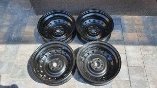 комплект 4 штук дисков сталь czarnych 15 целые - фото