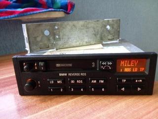 радио bmw reverse rds e30 e32 e34 e36 z3 - фото
