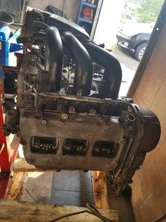 двигатель subaru tribeca - фото