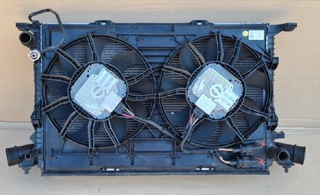 комплект радиаторов audi q5 3.0 tdi  8r - фото