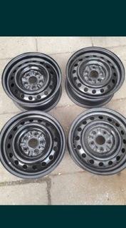 диски стальные 15 stki, toyota 5* 115 cena 320/ 4шт - фото