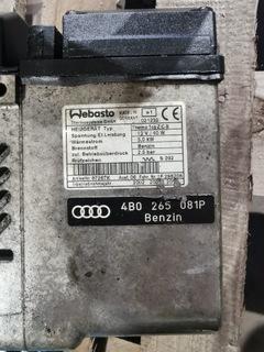 вебасто audi a6 c5 2, 4 бензин bdv  4b0 265 081p - фото