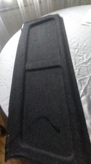 полка багажника задняя fiat seicento черная - фото