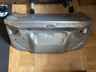 крышка багажника ford mondeo mk5 fusion седан - фото