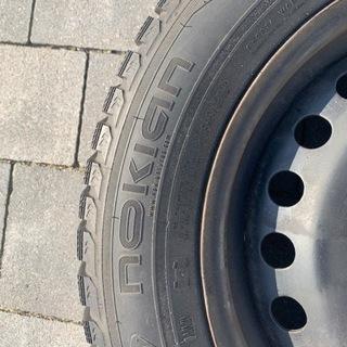 шина зимние +  диски volvo v60,  ford mondeo - фото