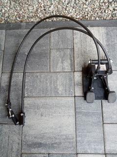 дополнительное педали для nauki водителя hyundai kia toyota - фото