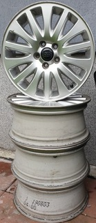 диски алюминиевые 7jx17x49 volvo s60 - фото